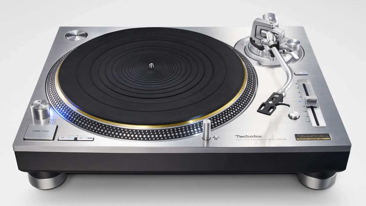technics explains why the sl 1200g is so expensive. Black Bedroom Furniture Sets. Home Design Ideas