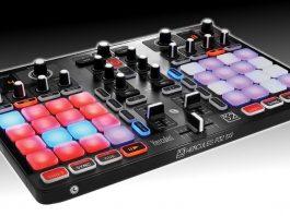 Hercules P32 DJ controller