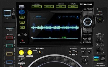 Pioneer CDJ-2000 NXST