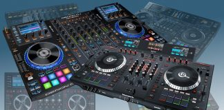Best DJ controller with built-in screens