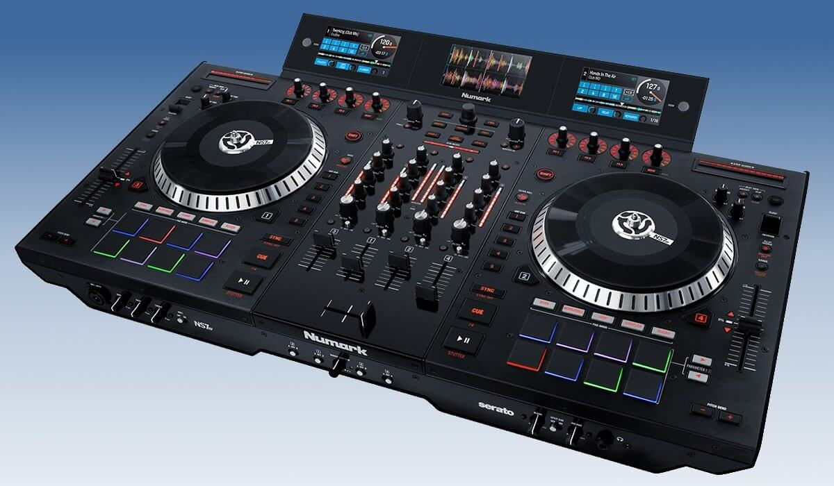 What Are The Best Dj Controllers With Built In Screens 2017