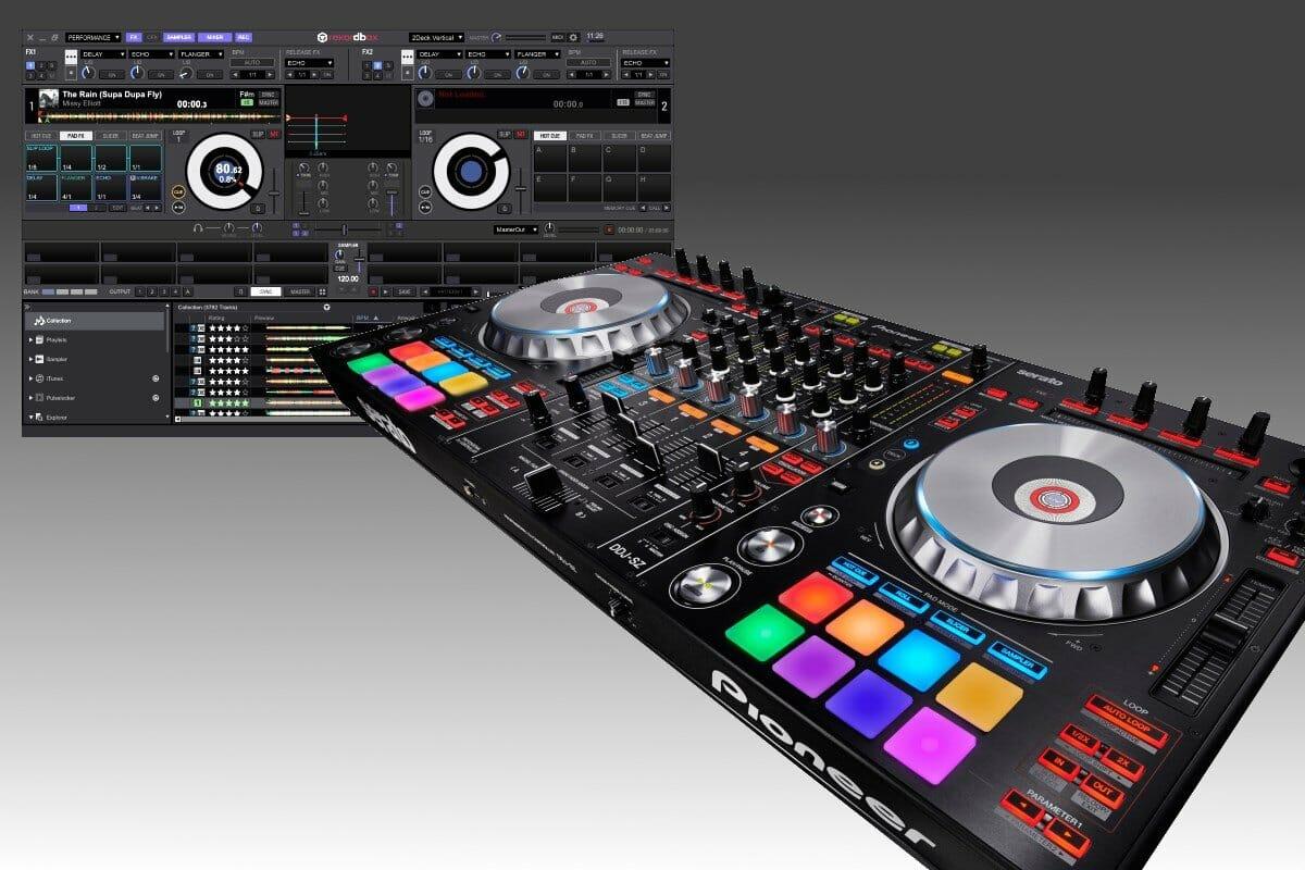 using the pioneer dj ddj sz with rekordbox dj. Black Bedroom Furniture Sets. Home Design Ideas