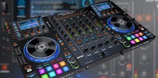 Denon DJ MCX8000 Serato DJ and Engine controller.