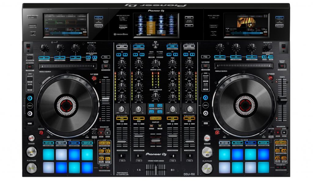 What the next DDJ controller might look like