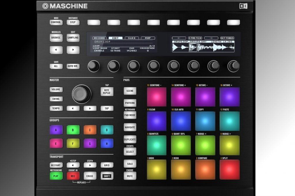 Native Instruments Maschine MK2