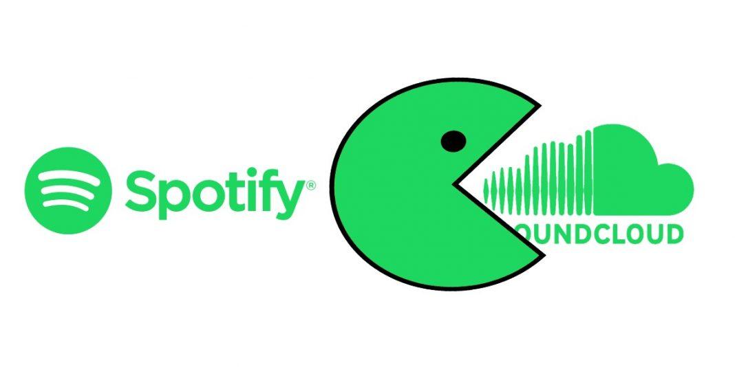 Spotify buys Soundcloud?