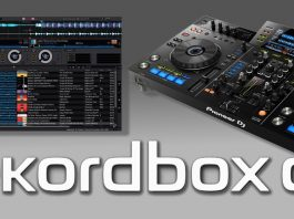 XDJ-RX with Rekordbox DJ