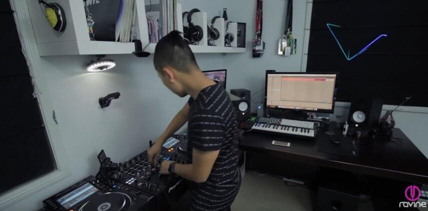 DJ Ravine video mix