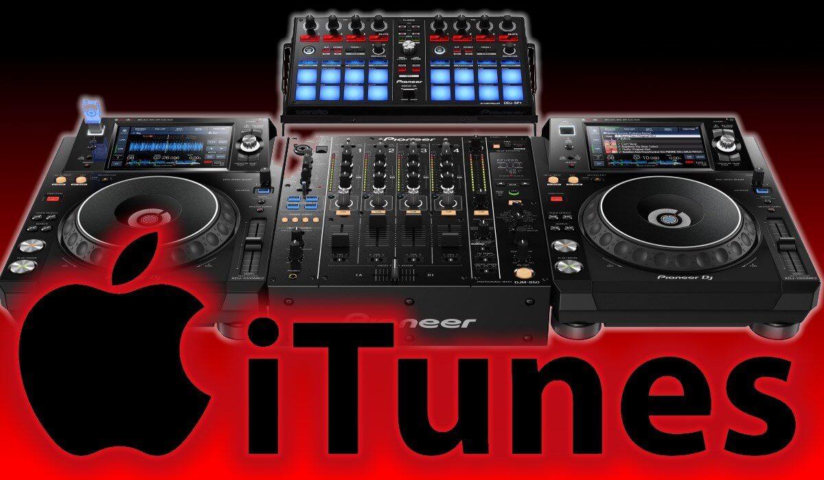 iTunes no longer for DJs?