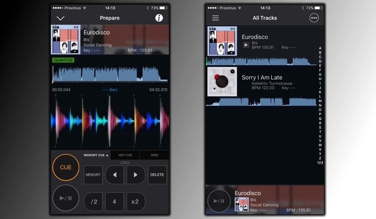 Rekordbox preparation app