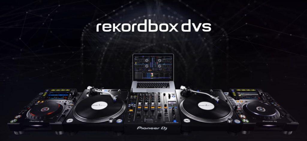 Rekordbox dj dvs add-on