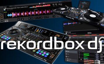 Rekordbox DJ software