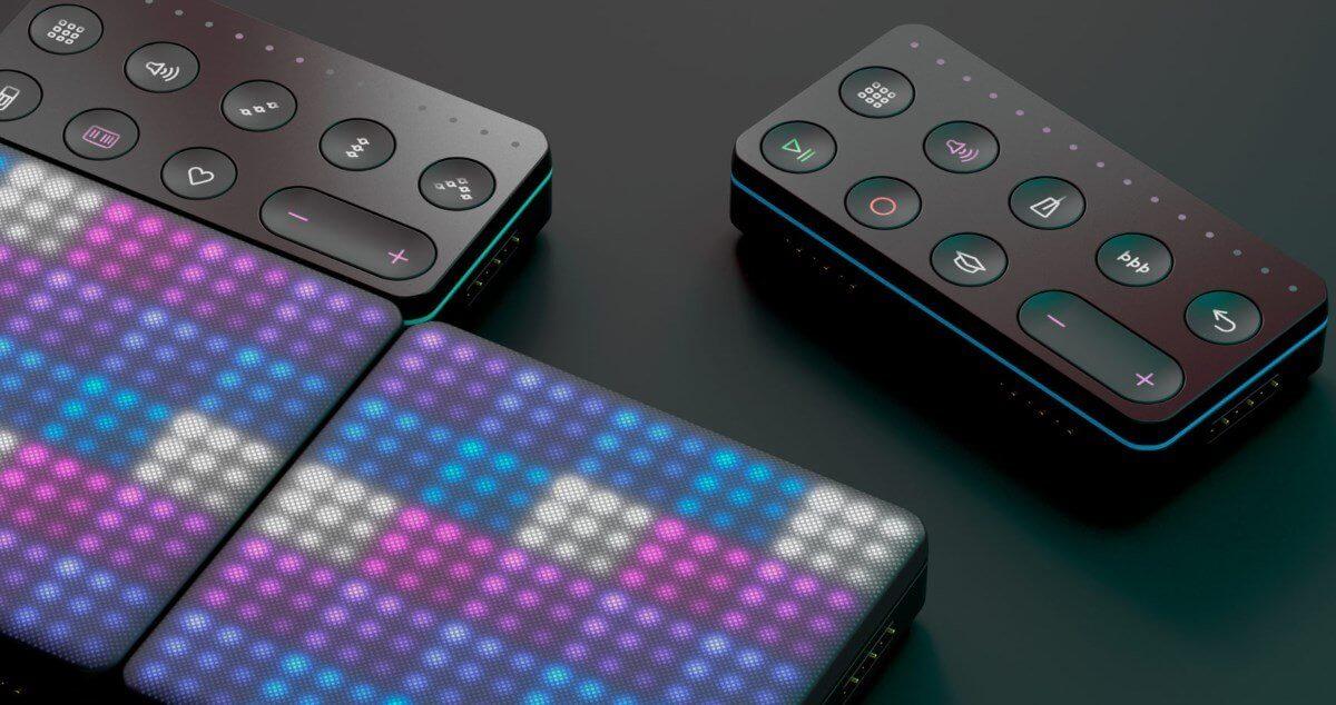 Roli Blocks modular controllers