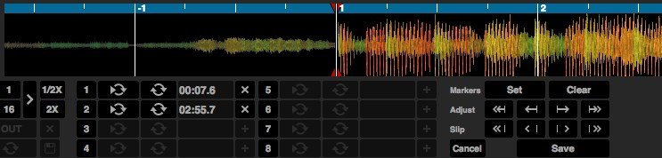 Edit Serato DJ beatgrids in offline mode