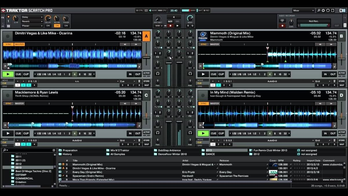 VirtualDJ 2018  Free download and software reviews  CNET