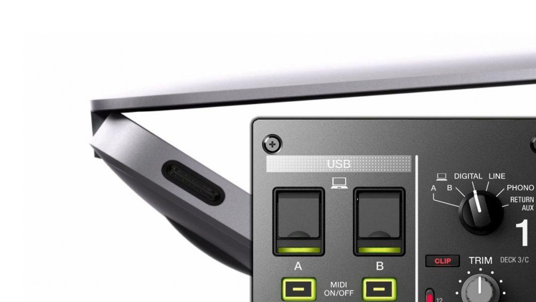 USB-C on DJ Gear