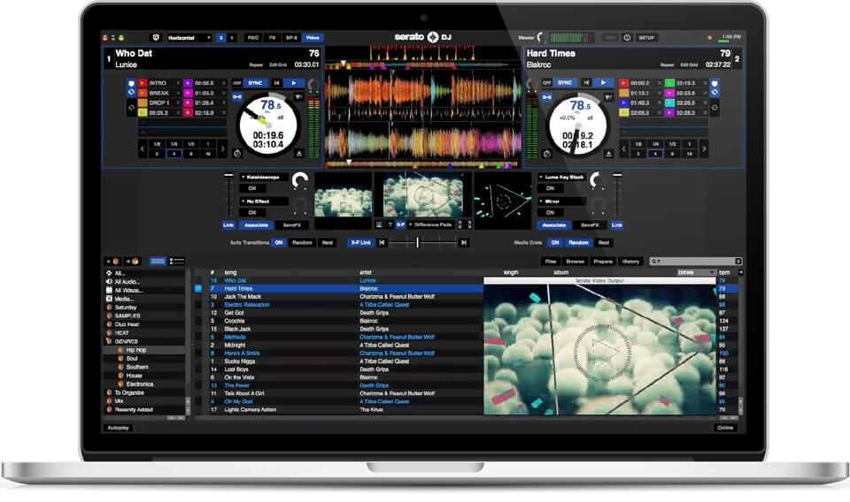 Serato DJ Video expansion pack