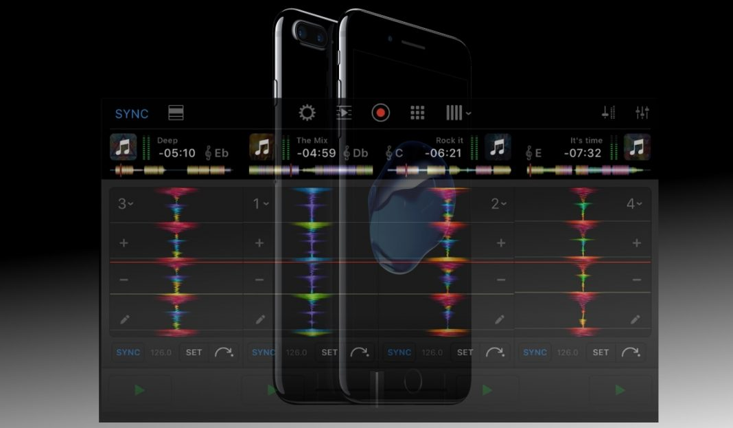 Djay Pro for iPhone 7