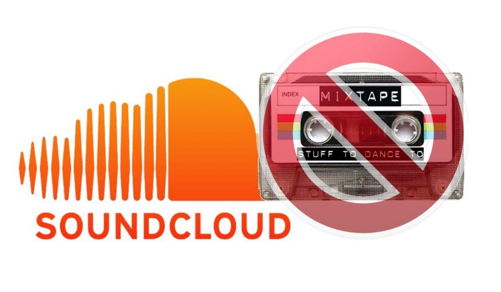 Soundcloud Still Banning Mixes