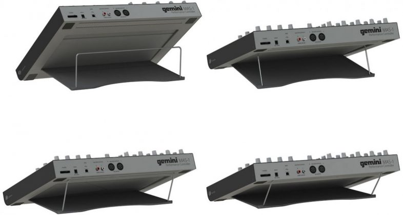 Gemini MAS-1 stand options