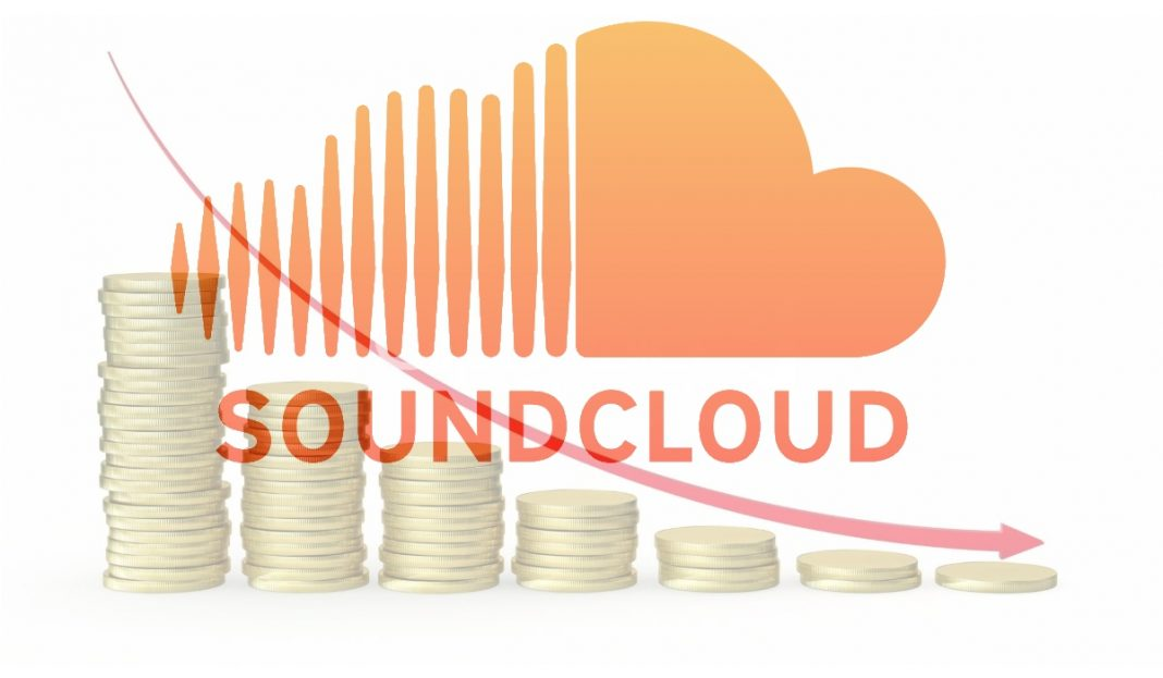 Soundcloud running out of money