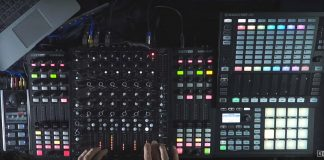 Chris Liebing gear overview