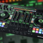Roland DJ-808 Serato DJ Controller And Sequencer Review And Video