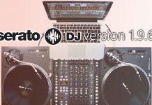 Serato DJ version 1.9.6