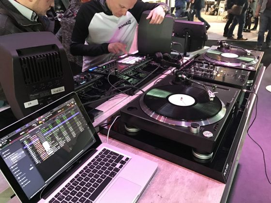 PLX-500 and DJM-450 from Pioneer DJ