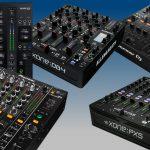Best Professional 4 Channel DJ Club Mixer 2017