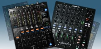 Best 4 channel professional mixer