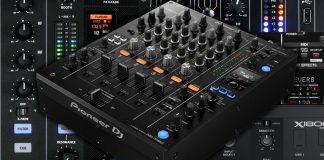 Best professional 4 channel DJ mixer