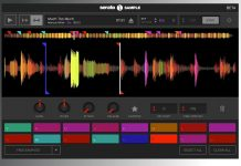 Serato Sample DAW plugin