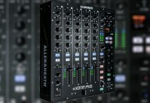Allen & Heath Xone:PX5 DJ club mixer