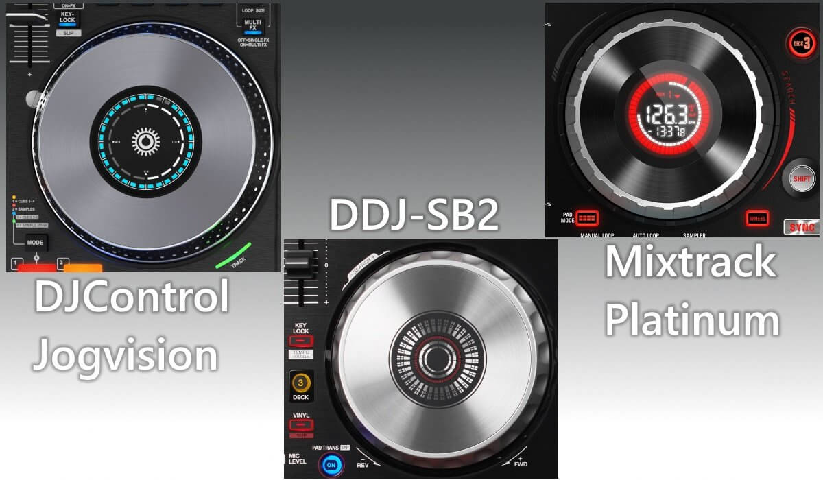 what is the best serato dj controller for beginners 2017. Black Bedroom Furniture Sets. Home Design Ideas