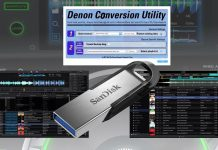 Denon Conversion Utility: from Rekordbox to Engine Prime