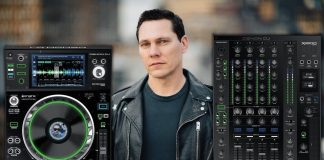 Tiësto changes his rider to Denon DJ Prime Series