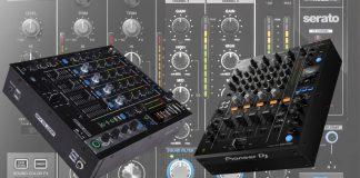 Pioneer DJ DJM-750MK2 versus Reloop RMX-90 DVS