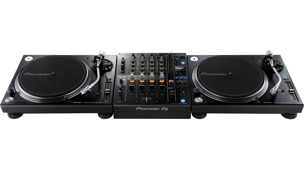 the missing link pioneer dj introduces the djm 750mk2 4 channel club mixer. Black Bedroom Furniture Sets. Home Design Ideas
