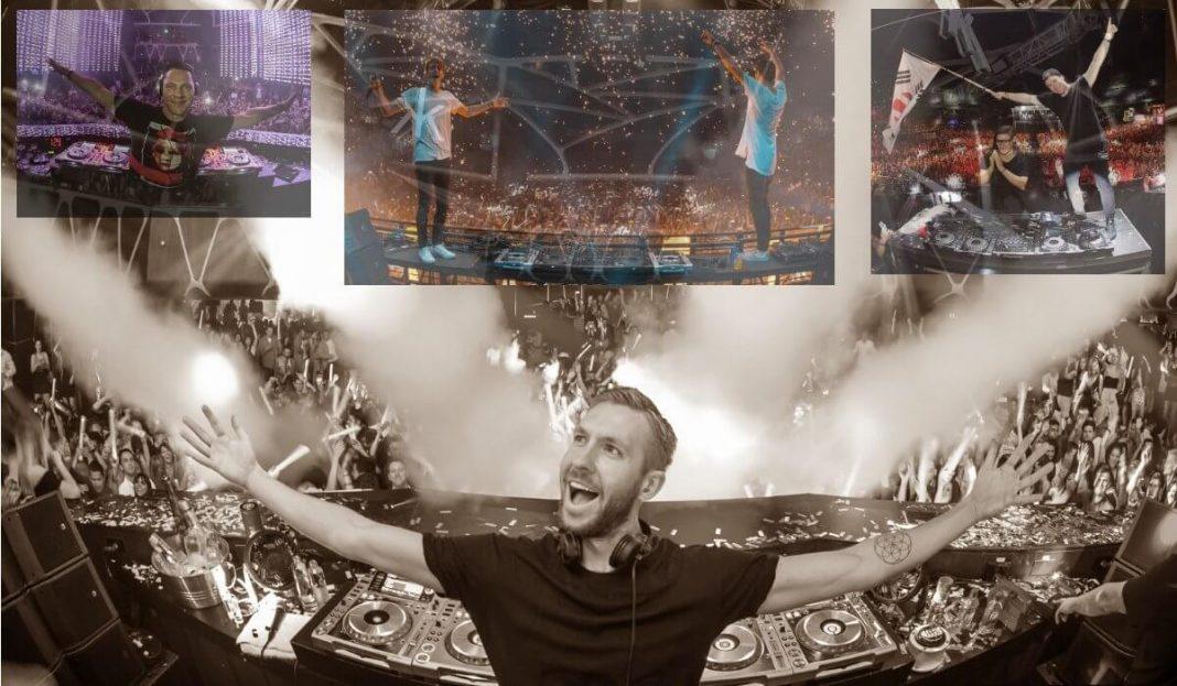 Top earning DJ's in 2017.