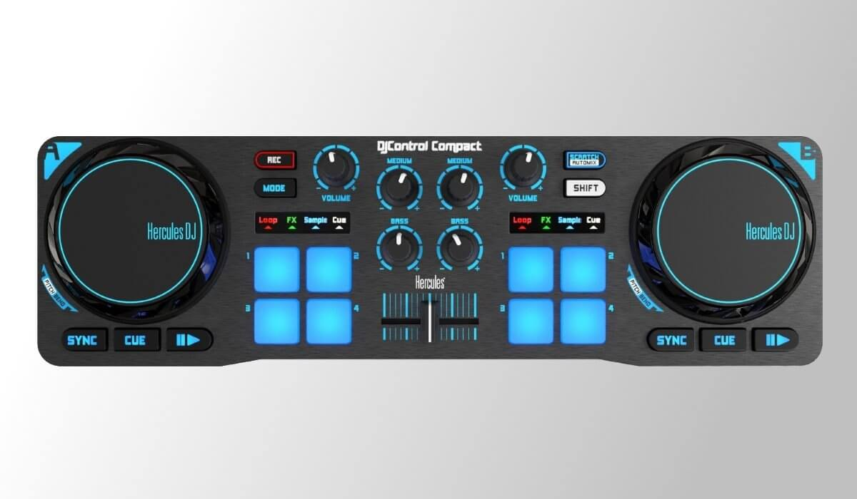what is the best really cheap dj controller in 2017. Black Bedroom Furniture Sets. Home Design Ideas