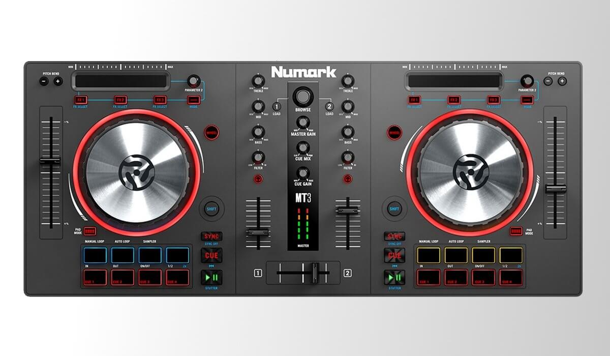 numark mixtrack 3 djtechzone is your daily dose of dj gear news and reviews. Black Bedroom Furniture Sets. Home Design Ideas