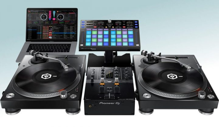Pioneer DJ DDJ-XP1 pack