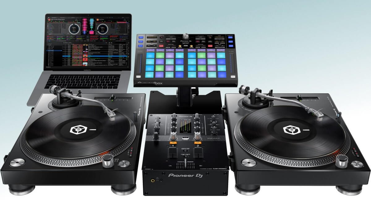pioneer dj introduces ddj xp1 controller for rekordbox dj. Black Bedroom Furniture Sets. Home Design Ideas