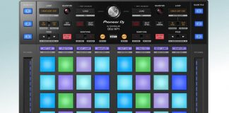 Pioneer DJ DDJ-XP1 top