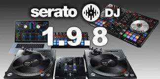 Serato DJ 1.9.8 upgrade