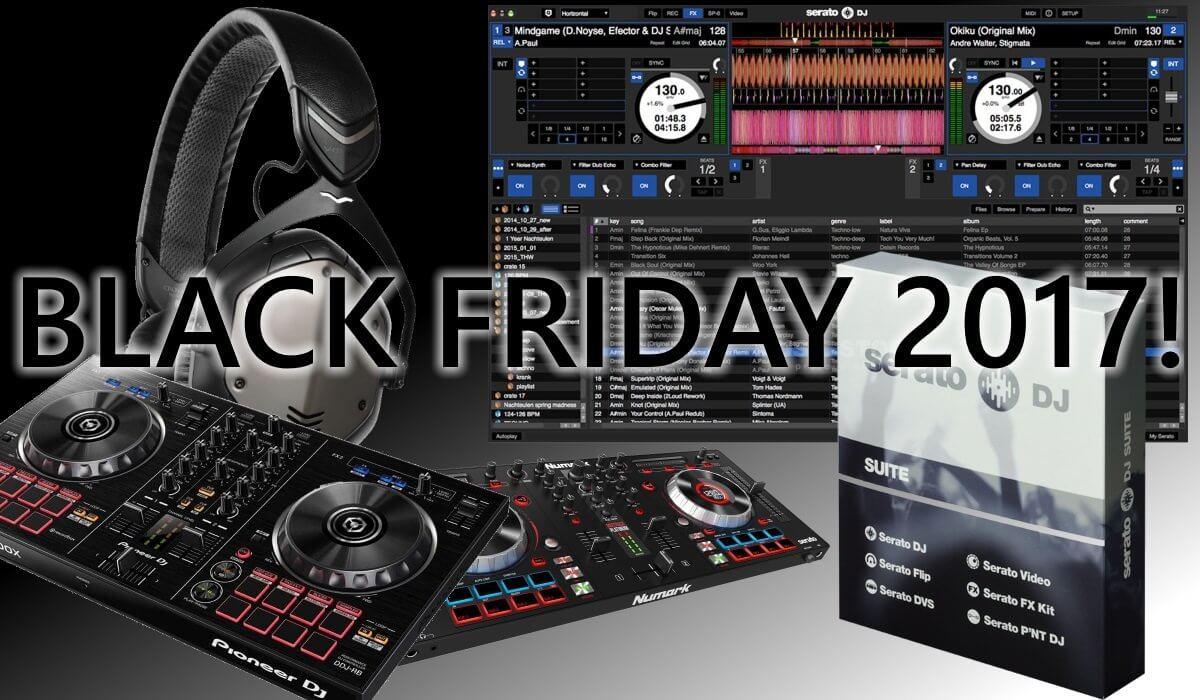 Dj deals black friday uk