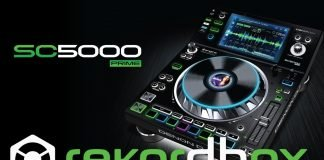 Denon DJ SC5000 Prime And Rekordbox
