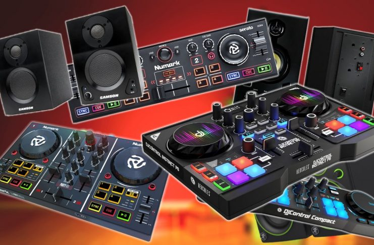 Christmas gift ideas for young DJ's
