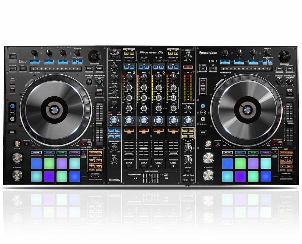 Pioneer DJ DDJ-RZ & DDJ-RX